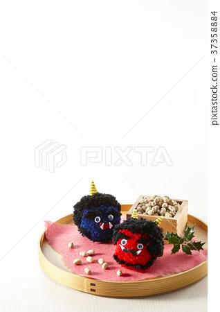 Setsubun Red Demon and Virgin 37358884