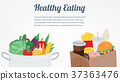 vector, eat, health 37363476