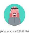 man, arab, profile 37367576