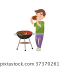barbecue, cooking, food 37370261