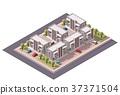 vector, set, Isometric 37371504