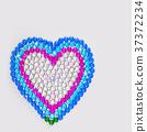 diamond jewelry in heart shape 37372234