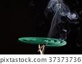 蚊香 煙 煙霧 37373736