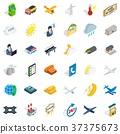 station icon isometric 37375673