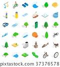 beautiful icon isometric 37376578