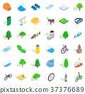 animal icon isometric 37376689