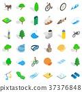 fish icon isometric 37376848