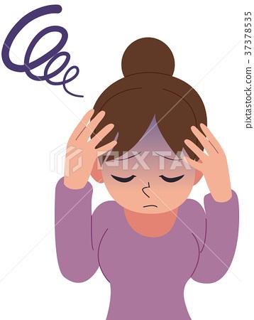 Female / Headache 37378535