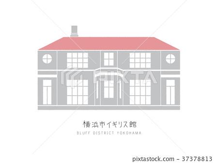 Yokohama City British Pavilion 37378813