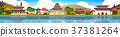 korea vector palace 37381264
