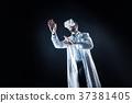 VR, male, person 37381405