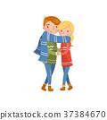 couple, love, happy 37384670