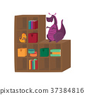 toy, dragon, book 37384816
