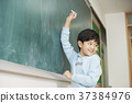 小學生,兒童,韓國人 37384976
