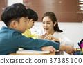 교사, 교실, 어린이 37385100