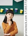 小學生,兒童,韓國人 37385773
