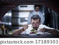 廚師肖像男 37389303