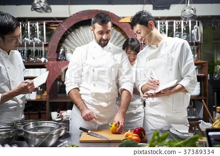 厨师培训景观 37389334