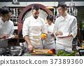 厨师培训景观 37389360