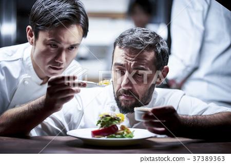 大厨 主厨 烹饪 37389363