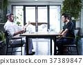 Restaurant interview 37389847