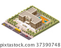 Vector isometric school 37390748