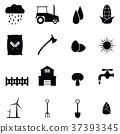icon farm vector 37393345