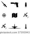 军队 军事 图标 37393943
