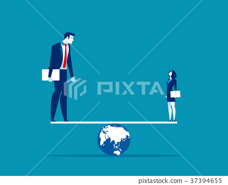 Balance. Small and Large business balancing 37394655