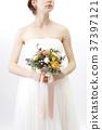 婚禮 結婚禮服 婚紗 37397121