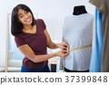 woman female dressmaker 37399848