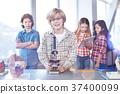 显微镜 教学 儿童 37400099