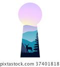 mountains, landscape, mist 37401818