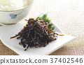 Cooked kelp with kelp 12 37402546
