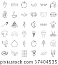 food, icon, vector 37404535