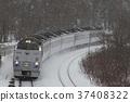 临时火车临时限时快车Hokuto Kiha 183 Slant Nose 37408322