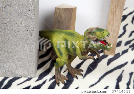 Wood abstract trex 37414315