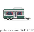 trailer, car, camping 37414617