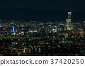 고층 빌딩, 빌딩, 야경 37420250