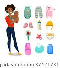 Childrens Clothes Set 37421731