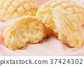 蜜瓜包 小甜麵包 丹麥甜糕餅 37424302