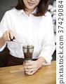 咖啡師 女生 女孩 37429084