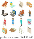 nursing home icon 37431541
