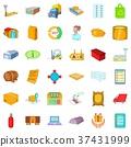 storehouse, icon, cartoon 37431999