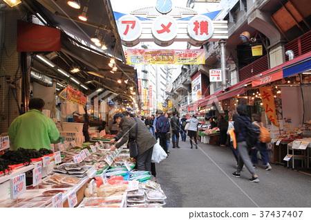Amaya Yokocho Shopping District Taito 37437407
