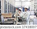 공장 근로자 37438007