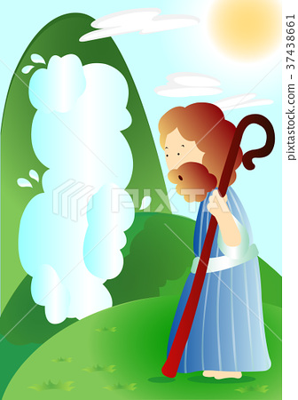 Religious image, illustration 37438661