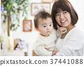 父母身份 父母和小孩 婴儿 37441088