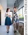 事業女性 商務女性 商界女性 37443813