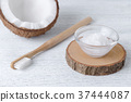 coconut oil toothpaste, natural alternative for 37444087